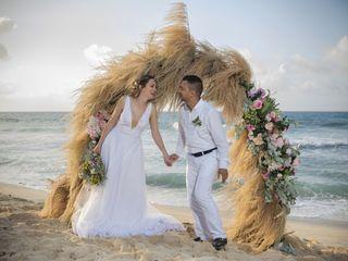 El matrimonio de Eider y Iliana
