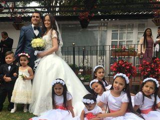 El matrimonio de Jazmín  y Luis Carlos  3