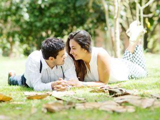 El matrimonio de Carolina y Oscar 2