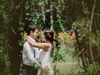 El matrimonio de Carolina y Oscar 3