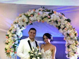 El matrimonio de Maria Laura  y Jorge Andrés