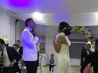 El matrimonio de Maria Laura  y Jorge Andrés  1