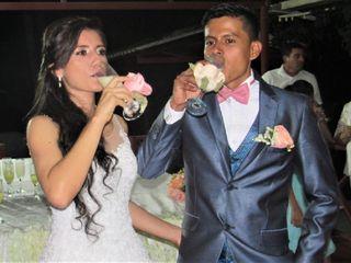 El matrimonio de Karol  y Sebastián
