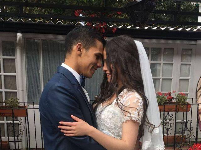 El matrimonio de Jazmín  y Luis Carlos