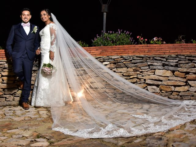 El matrimonio de Carolina y Oscar