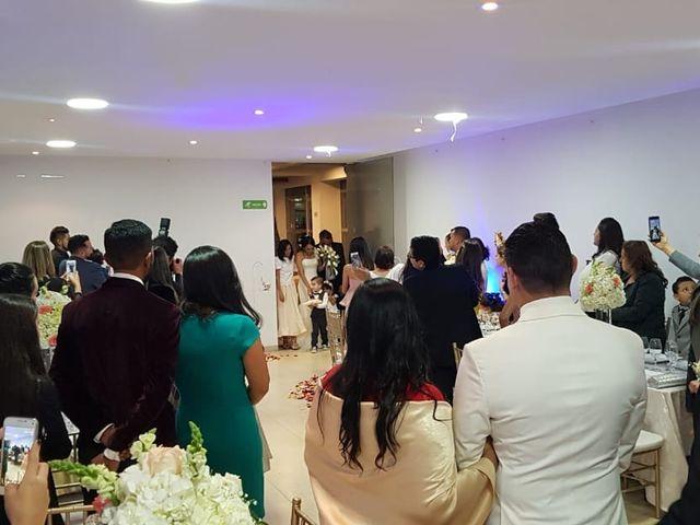 El matrimonio de Jorge Andrés  y Maria Laura  en Bogotá, Bogotá DC 1