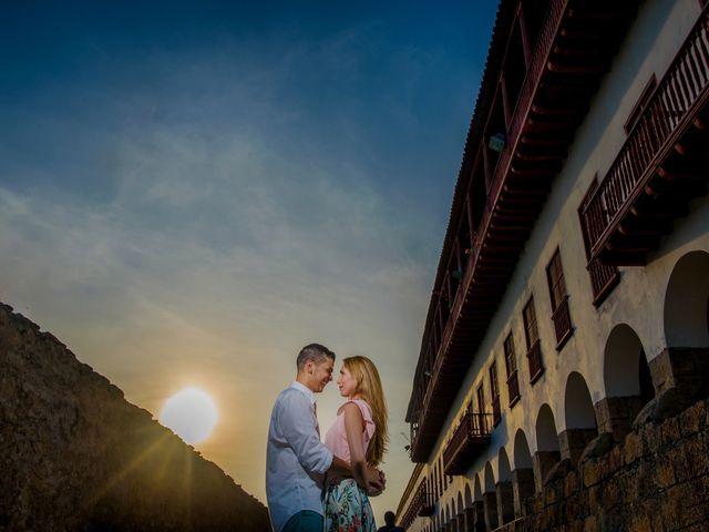 El matrimonio de Miguel y Liliana en Cartagena, Bolívar 1