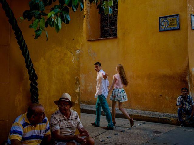 El matrimonio de Miguel y Liliana en Cartagena, Bolívar 6
