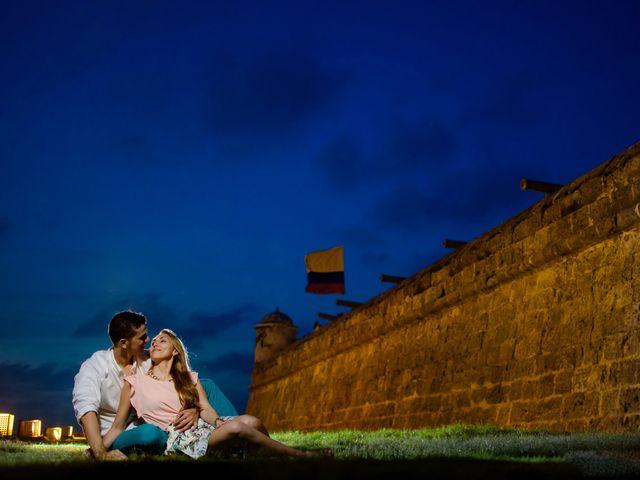 El matrimonio de Miguel y Liliana en Cartagena, Bolívar 8