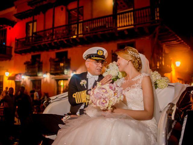 El matrimonio de Miguel y Liliana en Cartagena, Bolívar 17