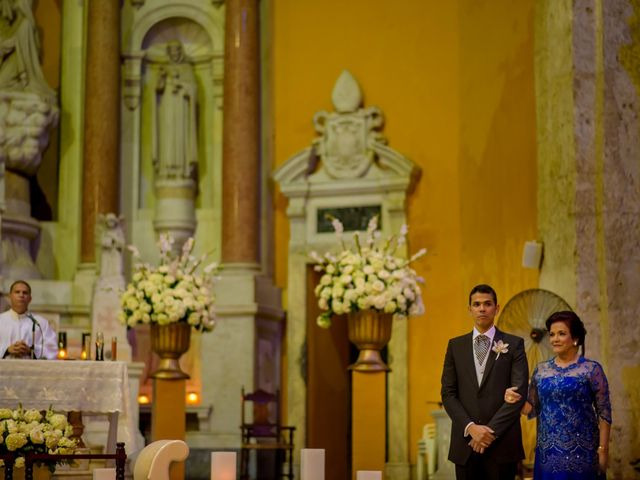 El matrimonio de Miguel y Liliana en Cartagena, Bolívar 18