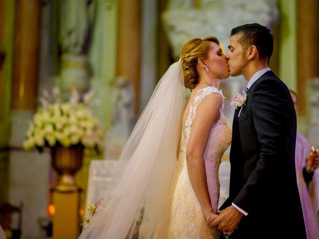 El matrimonio de Liliana y Miguel