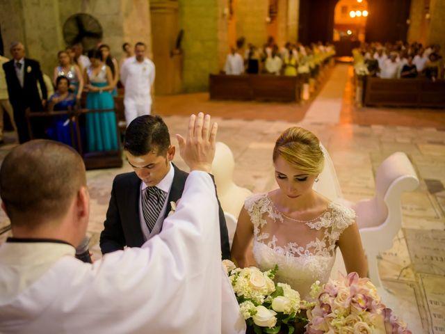 El matrimonio de Miguel y Liliana en Cartagena, Bolívar 22
