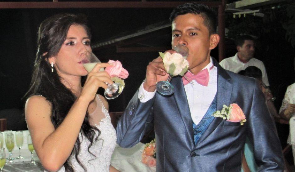 El matrimonio de Sebastián y Karol  en Rivera, Huila