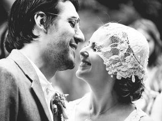 El matrimonio de Mónica y Daniel