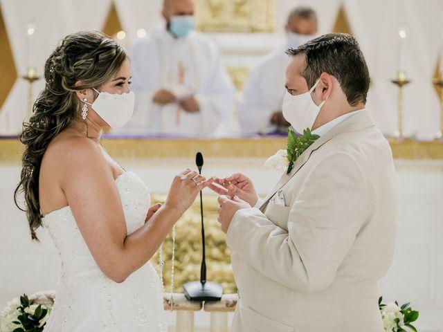 El matrimonio de Fredy y Ingrid en Cartagena, Bolívar 6