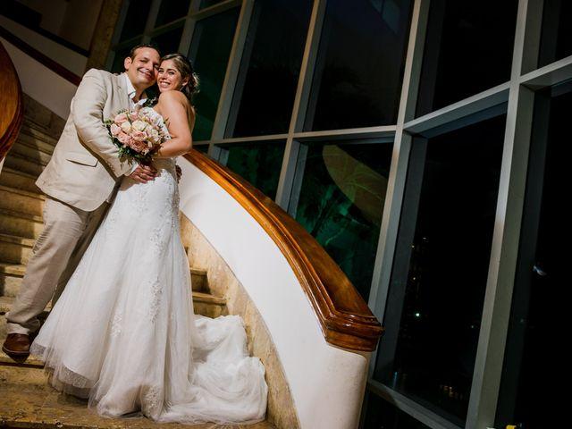 El matrimonio de Ingrid y Fredy