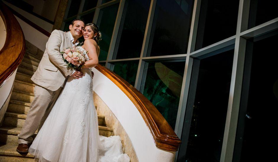 El matrimonio de Fredy y Ingrid en Cartagena, Bolívar