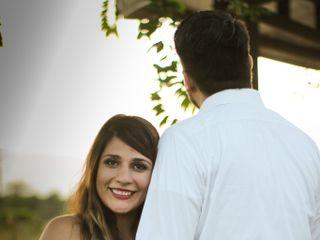 El matrimonio de Andrea y Felipe 1