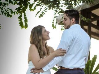 El matrimonio de Andrea y Felipe 2