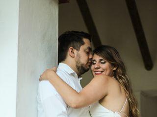 El matrimonio de Andrea y Felipe 3
