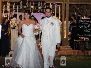 El matrimonio de Andrea y Felipe