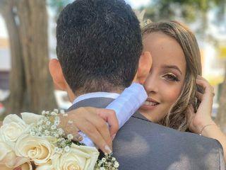 El matrimonio de Estefania  y Luis  1