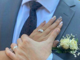 El matrimonio de Estefania  y Luis  2
