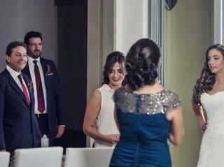 El matrimonio de Natalia y Pierre 3