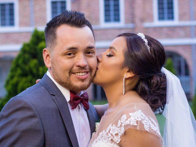 El matrimonio de Óscar y Alejandra en Bogotá, Bogotá DC 9