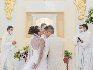 El matrimonio de Ana María y Italo Andrés