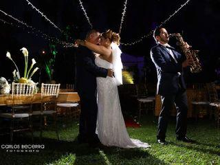El matrimonio de Ruby y Fabian 1