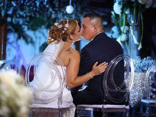 El matrimonio de Ruby y Fabian 2