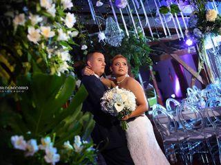 El matrimonio de Ruby y Fabian
