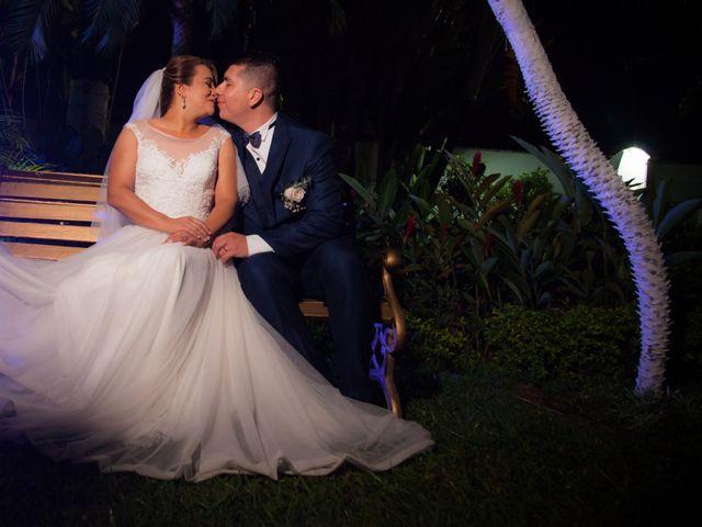 El matrimonio de Lucia y Daniel