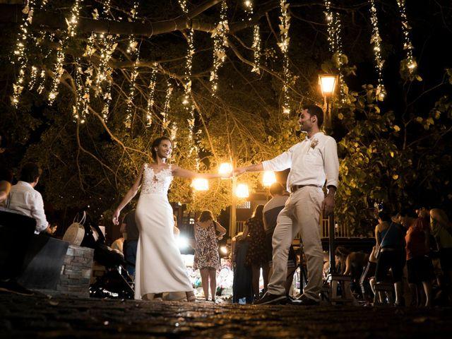 El matrimonio de Juliana y Ignacio