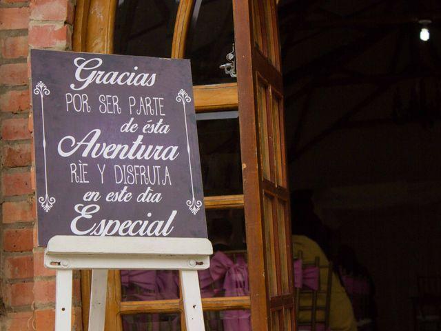 El matrimonio de Camilo y Juliana en Tenjo, Cundinamarca 5