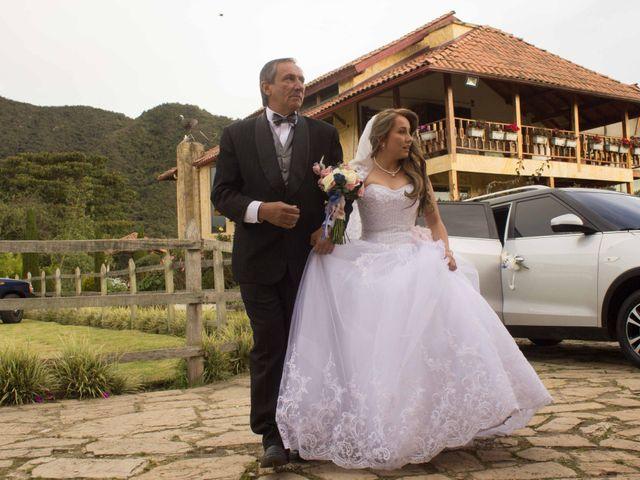 El matrimonio de Camilo y Juliana en Tenjo, Cundinamarca 12