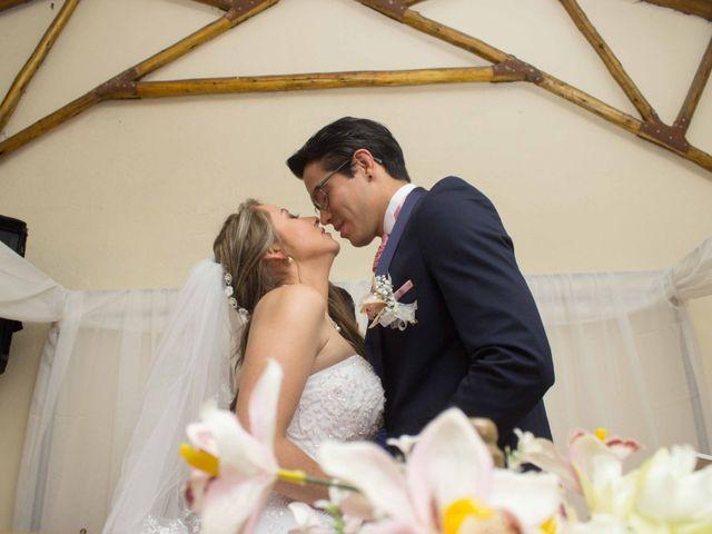 El matrimonio de Camilo y Juliana en Tenjo, Cundinamarca 19