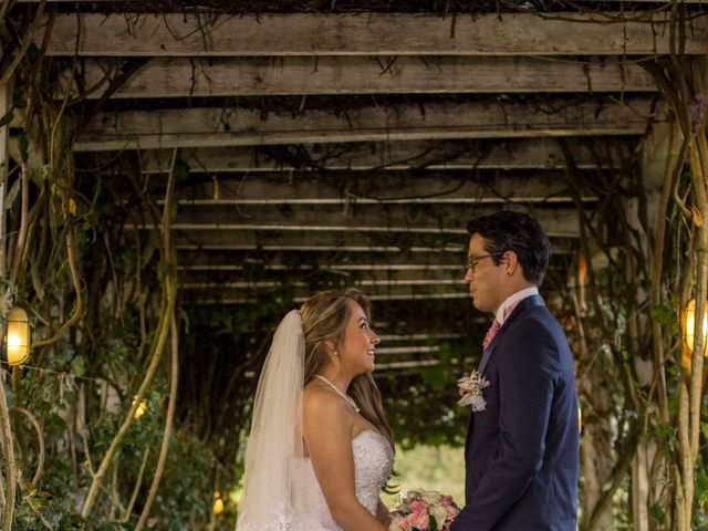 El matrimonio de Camilo y Juliana en Tenjo, Cundinamarca 22