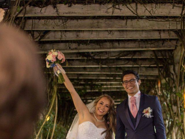 El matrimonio de Camilo y Juliana en Tenjo, Cundinamarca 23