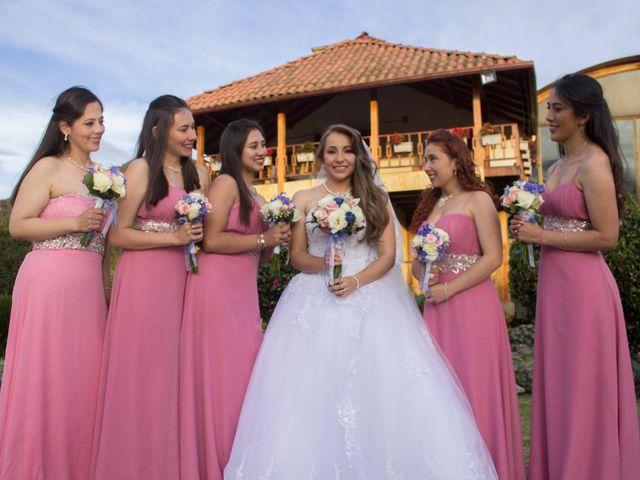 El matrimonio de Camilo y Juliana en Tenjo, Cundinamarca 25