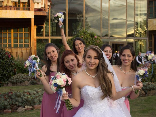 El matrimonio de Camilo y Juliana en Tenjo, Cundinamarca 26