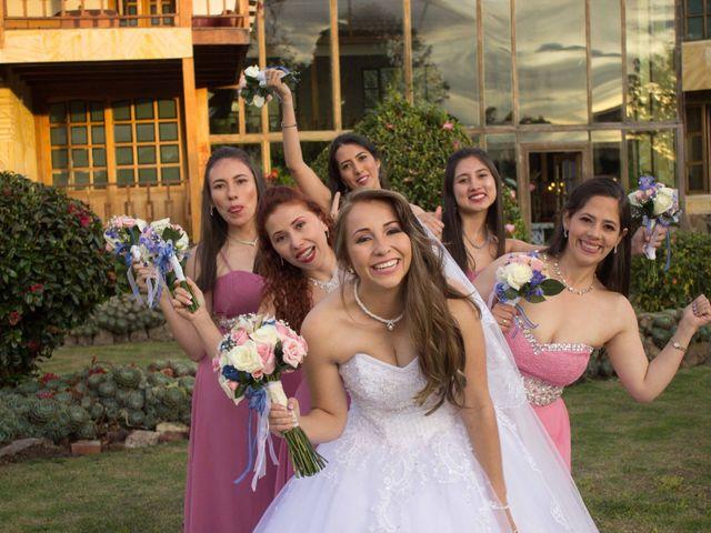 El matrimonio de Camilo y Juliana en Tenjo, Cundinamarca 27