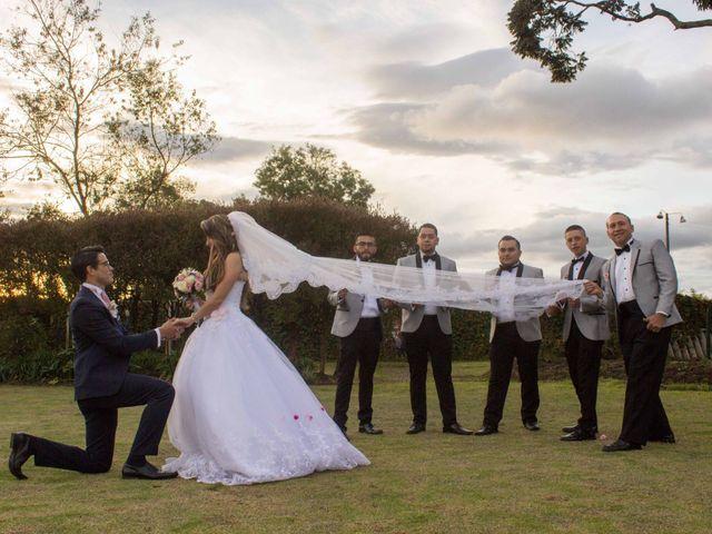 El matrimonio de Camilo y Juliana en Tenjo, Cundinamarca 29