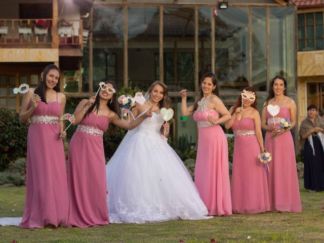El matrimonio de Camilo y Juliana en Tenjo, Cundinamarca 34