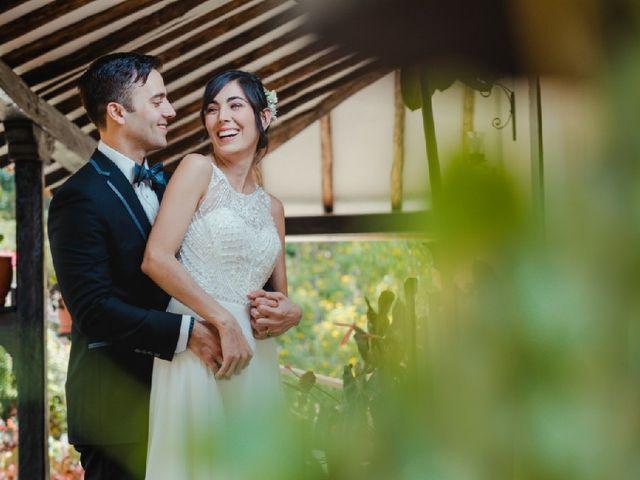 El matrimonio de Vanessa y Aldo