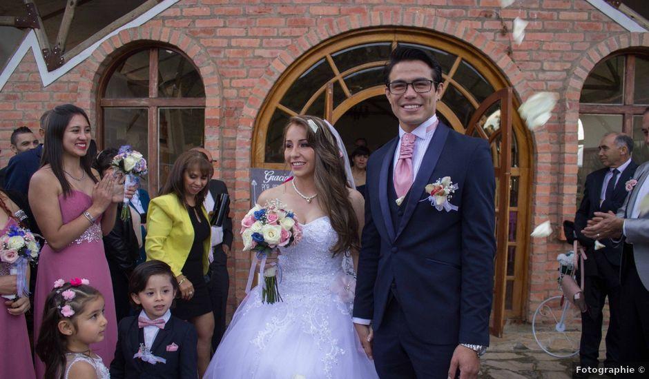 El matrimonio de Camilo y Juliana en Tenjo, Cundinamarca