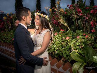 El matrimonio de Camilo  y Catherin  1