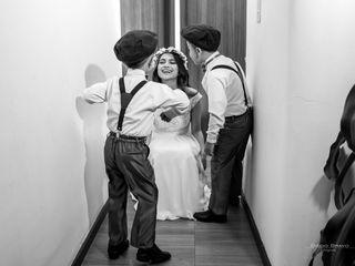 El matrimonio de Camilo  y Catherin  3